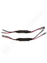 Resistors for BARRACUDA 10 WATT Direction Indicators