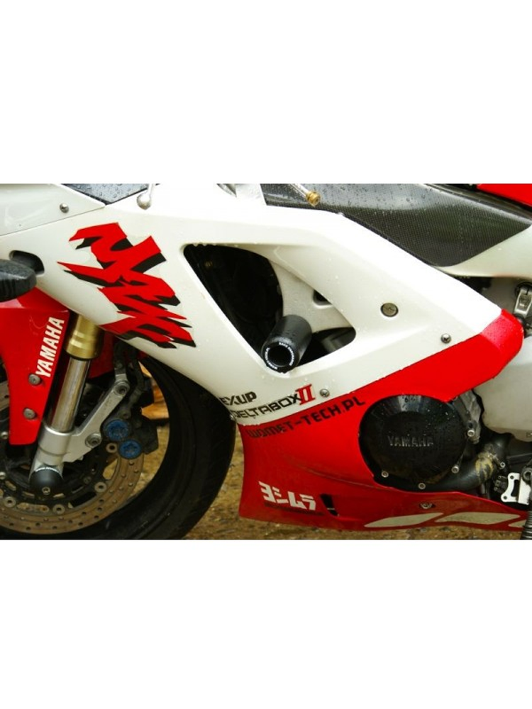 Crash pad womet tech yamaha yzf 1000 r1 00 01 moto tour for 01 yamaha r1