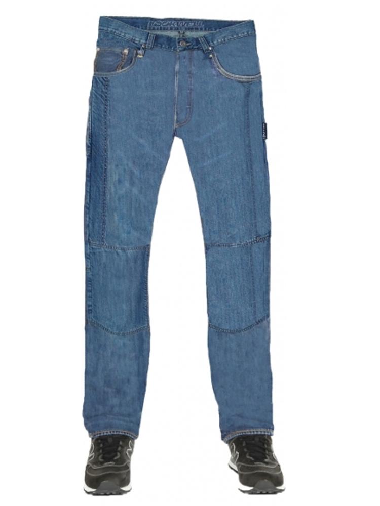 Damskie jeansowe spodnie motocyklowe FREESTAR RAYA I
