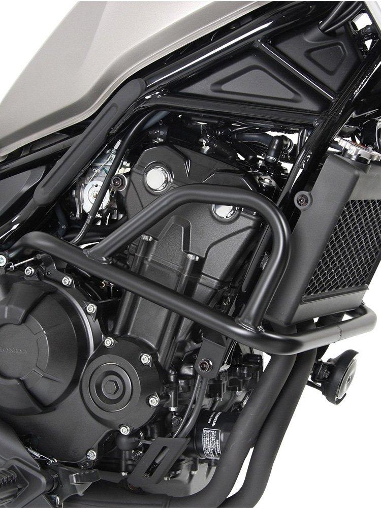 engine protection bar black hepco becker honda cmx 500. Black Bedroom Furniture Sets. Home Design Ideas