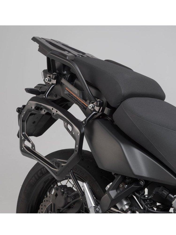 Aluminium Fairing Kit Yamaha XT1200Z Super Tenere Black