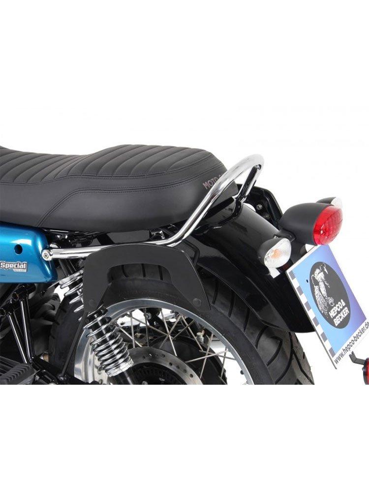 Side carrier C-Bow Hepco&Becker Moto Guzzi V7 III Stone