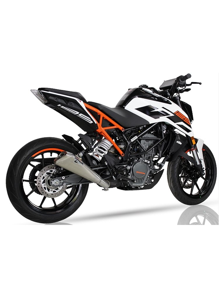 silencer ixil slashed cone xtrem x55ss slip on ktm duke 125 390 rc 125 390 39 17 moto tour. Black Bedroom Furniture Sets. Home Design Ideas