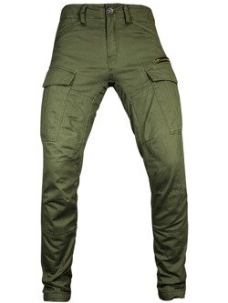 Cargo trousers John Doe Cargo Stroker olive