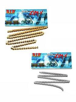 Chain D.I.D 525 ZVM-X SUPER STREET X-Ring [128 chain link]