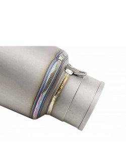 Complet line IXRACE type M10 Titanium [Full Line] Suzuki GSX-R 125 [17-]/ GSX-S 125 [17-]