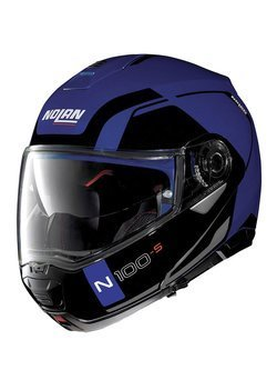 Flip up helmet N100-5 Consistency N-com