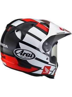 Helmet ARAI TOUR-X4 AFRICA TWIN WHITE