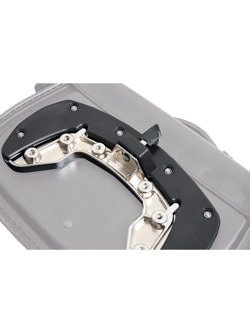 Hepco and Backer saddlebags IVORY for C-Bow Carrier