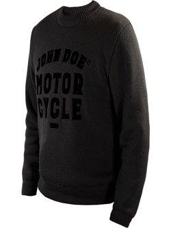 Knit Pullover JOHN DOE Roundneck Big Logo