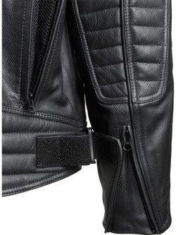 Leather Jacket John Doe Technical black