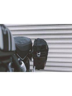 Legend Gear Side Bag LC1 SW-MOTECH Black Edition [left side; capacity: 9,8l]