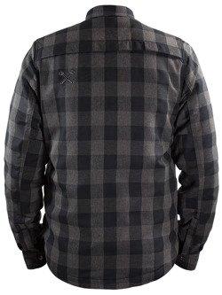 Motoshirt John Doe black-grey