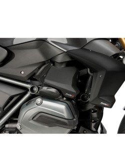 Nozzle cover PUIG for BMW R1200/1250R 15-18 (carbon)
