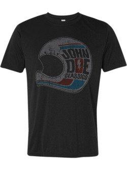 T-Shirt John Doe Helmet black