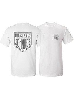 T-Shirt John Doe Original white