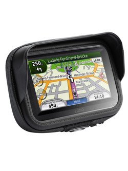 Universal GPS mount kit SW-MOTECH with Navi case Pro L