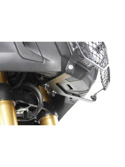 Adapter for headlightgrill Hepco&Becker Honda CRF 1000 L Africa Twin [18-][if no tankguard is mounted]