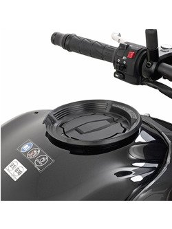 Flange GIVI for fitting any of the TANKLOCK, TanklockED bags Kawasaki Versys-X 300/ Z 900 [17-18]