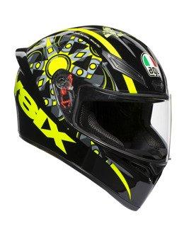 Full-face helmet AGV K1 Flavum 46