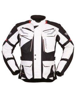 Men's textile jacket Modeka Chekker