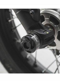 Slider set for front axle SW-MOTECH Ducati Scrambler Deser Sled [16-18]/  Scrambler 1100 [18-]