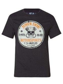T-Shirt John Doe Rebel black