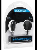 Głośniki do SCALA RIDER Q1/Q3/G9x/PACKTALK /SMARTPACK 32 mm