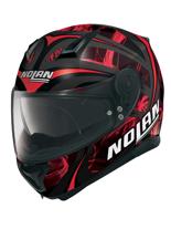Kask Motocyklowy Integralny Nolan N87 Ledlight N-com 30