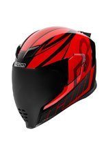 Kask integralny Icon Airflite Red
