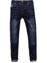 Męskie jeansy motocyklowe JOHN DOE Original [dark blue used]