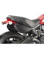 Panel boczny Retro PUIG do Ducati Scrambler [15-] (czarny mat)