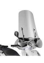 Przezroczysta szyba GIVI Honda SH 125i-150i ABS [12-16][mocowanie w zestawie]