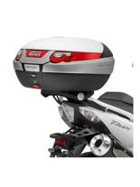 Stelaż z płyta montażową Givi pod kufer centralny Monokey do Yamaha T-MAX 500 (08 > 11), T-MAX 530 (12 > 16)