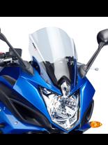 Szyba sportowa PUIG do Yamaha XJ6 Diversion F