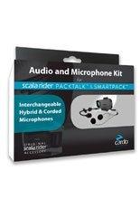 Zestaw Cardo Scala Rider Audio Kit + głośniki do PackTalk/Smartpack