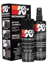 Zestaw K&N do serwisowania bawełnianych filtrów powietrza