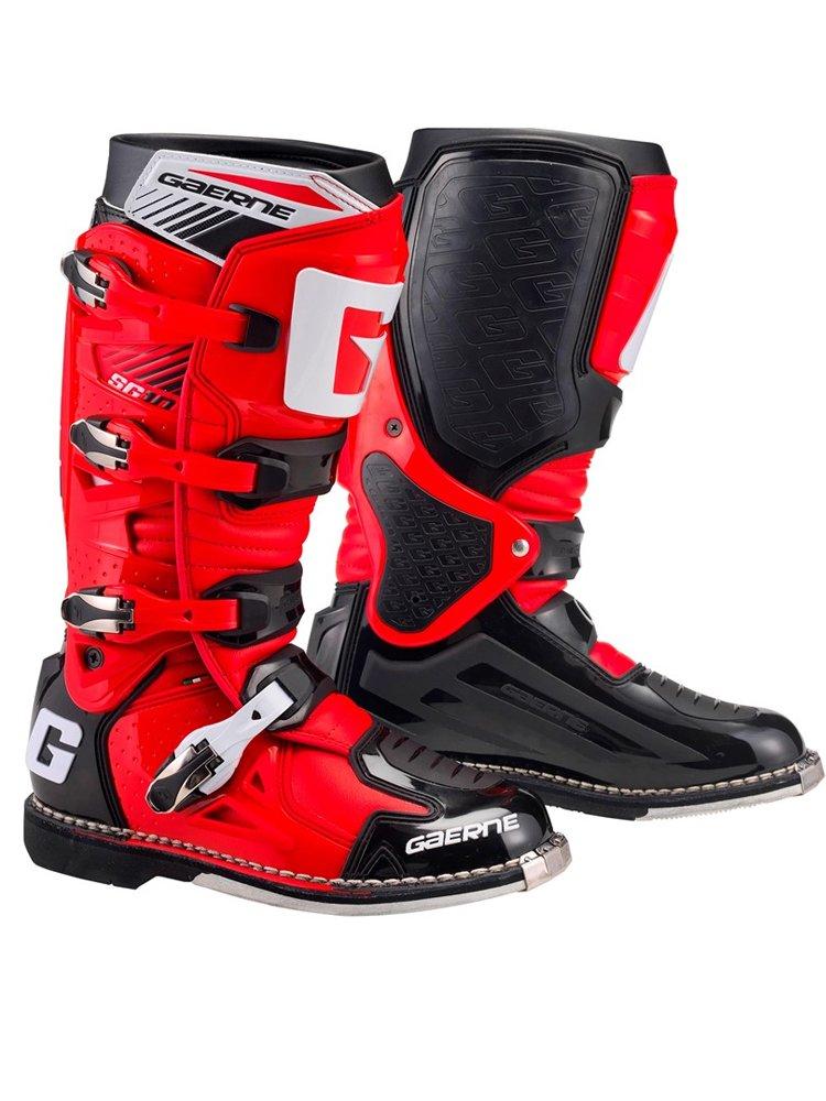 Buty Off Road Gaerne Sg 10 Czerwone Sklep Moto Tour Com Pl
