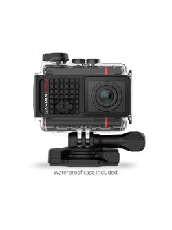 Kamera sportowa VIRB® Ultra 30 z zasilanym uchwytem od Garmin