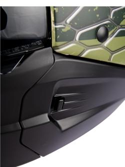 Kask modułowy Scorpion EXO-COMBAT WHITE