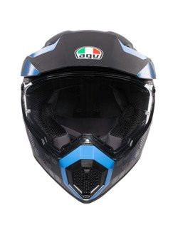 Kask off-road AGV AX9 Antartica