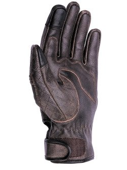 Krótkie rękawice motocyklowe SECA VINTAGE