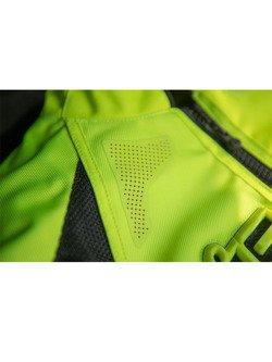 Motocyklowa kurtka tekstylna Icon Contra 2 damska fluo