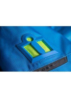 Motocyklowa kurtka tekstylna Icon Contra 2 niebieska