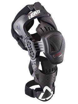 Orteza kolana Leatt C-Frame Pro Carbon [zestaw - na prawą i lewą nogę]
