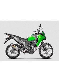 Osłona Termiczna (CARBON) Akrapović Kawasaki Versys-X 250/300 [17-19]