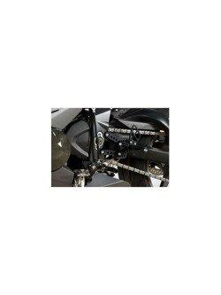 PODNÓŻKI REGULOWANE (SET) R&G DO Triumph Daytona 675 (-12)