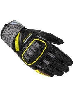 Rękawice Spidi X-Force czarne-fluo