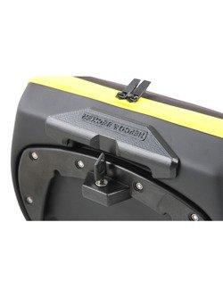 Sakwy boczne Hepco&Becker C-Bow Royster 22 litry - Zestaw czarno-żółty