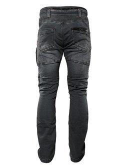 Spodnie jeansowe 4SR Club Sport Grey